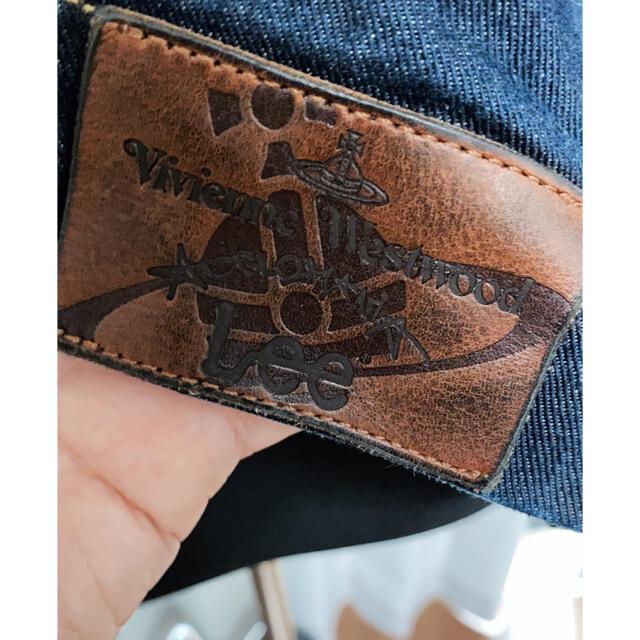 Vivienne Westwood(ヴィヴィアンウエストウッド)のVivienneWestwood anglomania lee ヴィヴィアン レディースのジャケット/アウター(Gジャン/デニムジャケット)の商品写真