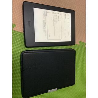 美品 Kindle Paperwhite 7世代 純正ケース付