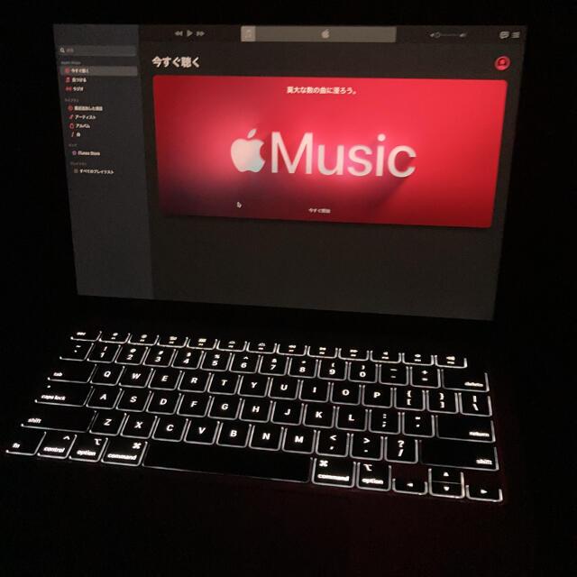 Mac (Apple)(マック)のMacbook air2020 core i5 スマホ/家電/カメラのPC/タブレット(ノートPC)の商品写真