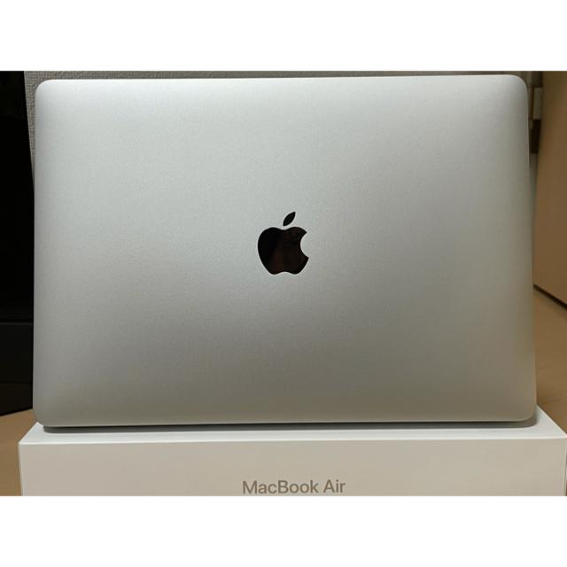 Apple(アップル)の8月4日までの値下げ‼️MacBook air 2020モデル 256GB  スマホ/家電/カメラのPC/タブレット(ノートPC)の商品写真