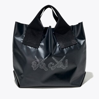 sacai - Kaws sacai カウズ サカイ kaws展 限定 トートバッグ トート