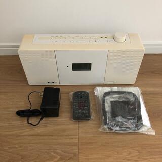 ムジルシリョウヒン(MUJI (無印良品))の無印良品 MUJI 無印 CDプレーヤー CDラジオ(ポータブルプレーヤー)