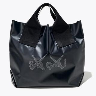 sacai - 新品 sacai × KAWS TOKYO FIRST 会場限定 トートバッグ