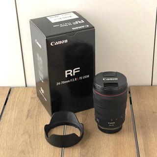 Canon - ■Canon RF24-70mm f2.8■美品■キヤノン