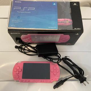 PlayStation Portable - SONY PlayStationPortable PSP-1000PK