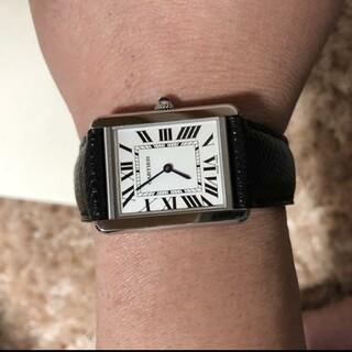 Cartier - カルティエ タンクソロLM