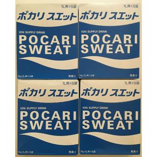 大塚製薬 - ポカリ スエット 粉末清涼飲料(1ℓ用 20袋)