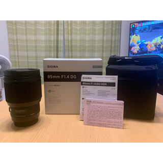 SIGMA - 【早く売れて欲しい】 SIGMA 85mmArt F1.4 DG HSM/C