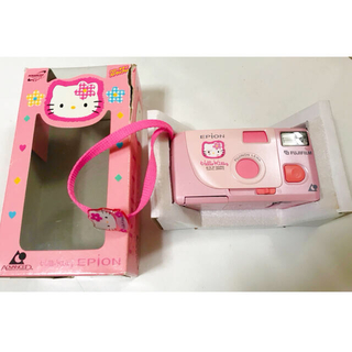 Hello Kitty * E P I ON カメラ