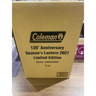 Coleman - コールマン 120th アニバーサリー シーズンランタン2021