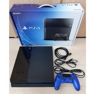 PlayStation4 - SONY PlayStation4 本体 CUH-1100AB01 PS4