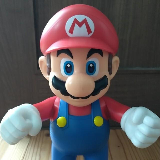 任天堂(ニンテンドウ)のスーパーマリオ フィギュア エンタメ/ホビーのおもちゃ/ぬいぐるみ(キャラクターグッズ)の商品写真