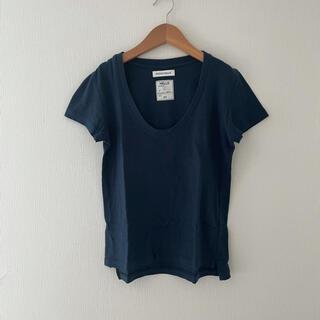 マディソンブルー(MADISONBLUE)のマディソンブルー  Tシャツ ネイビー 00(Tシャツ(半袖/袖なし))