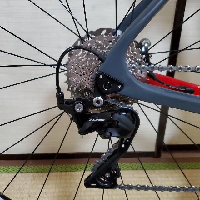 未使用に近いDE ROSA (デローザ)IDOL DISC 2021ロードバイク スポーツ/アウトドアの自転車(自転車本体)の商品写真