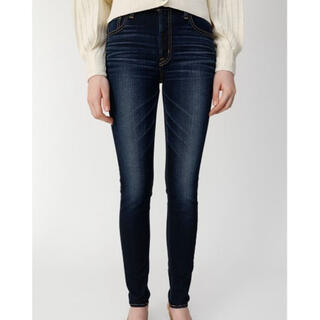 moussy - moussy WF Rebirth embroidery SKINNY 26