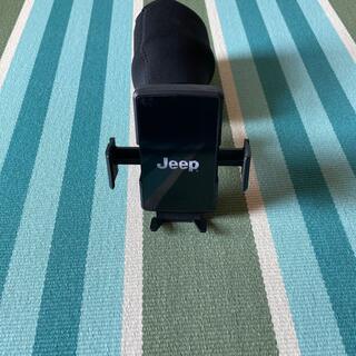 ジープ(Jeep)のjeep オートスマートフォンホルダー(車内アクセサリ)