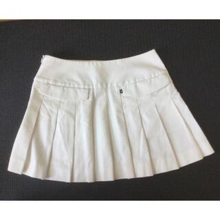 Callaway - キャロウェイ ゴルフ スカート インナー付き 白 Sサイズ
