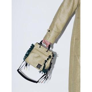 TOGA - 新品タグ付き21SS TOGA×PORTER String bag   ベージュ