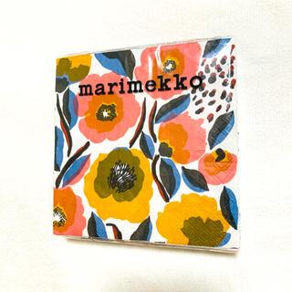 マリメッコ(marimekko)の【新品・未使用】マリメッコ  ペーパーナプキン(テーブル用品)