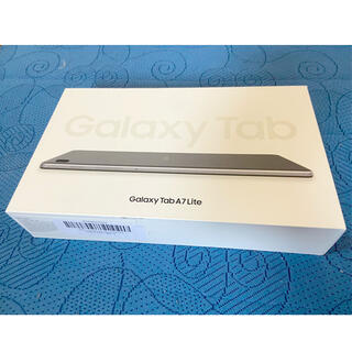 SAMSUNG - Galaxy Tab A7 Lite 32GB wifi 米国版 SM-T220