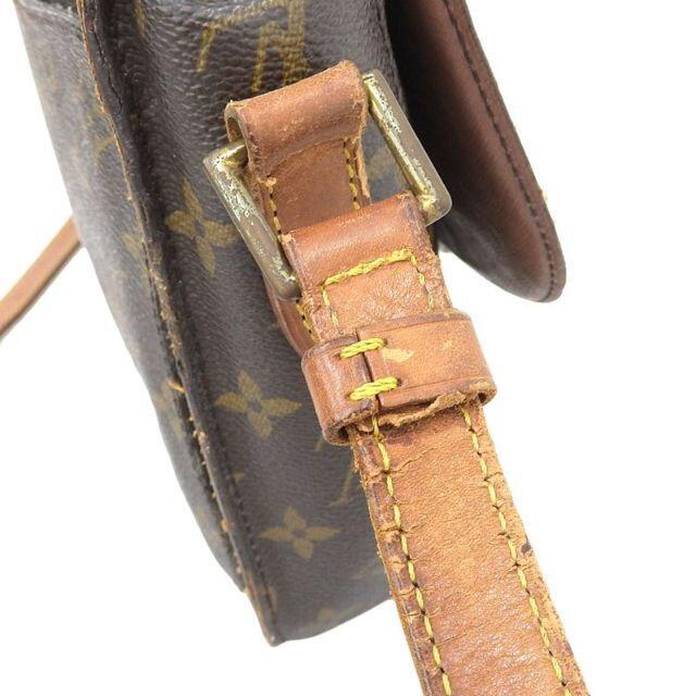 LOUIS VUITTON(ルイヴィトン)のヴィトン モノグラム サンクルー ショルダーバッグ ポケットベタ有 M51244 レディースのバッグ(ショルダーバッグ)の商品写真