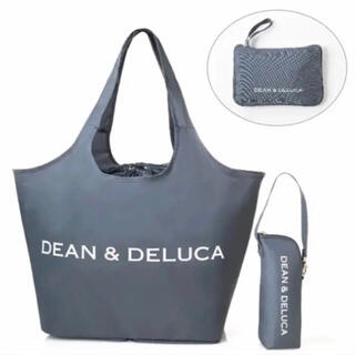 DEAN & DELUCA - 【新品】レジかご買物バッグ+保冷ボトルケース GLOW付録