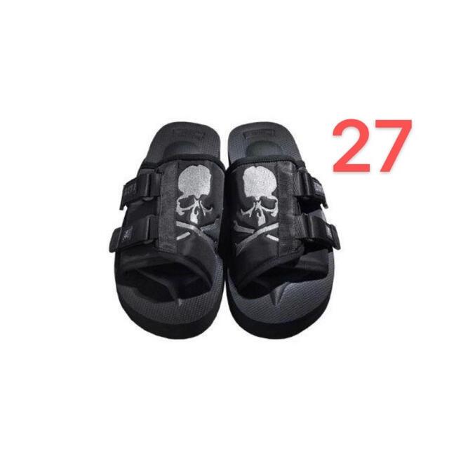 mastermind JAPAN(マスターマインドジャパン)のSUICOKE × mastermind JAPAN 21SS メンズの靴/シューズ(サンダル)の商品写真
