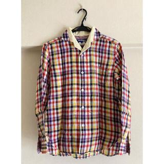 ジュンヤワタナベコムデギャルソン(JUNYA WATANABE COMME des GARCONS)のJUNYA WATANABE MANチェックシャツ(シャツ)