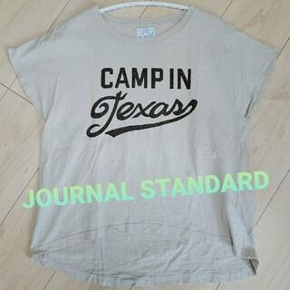 JOURNAL STANDARD - JOURNAL STANDARD クルーネックTシャツ レディース カットソー