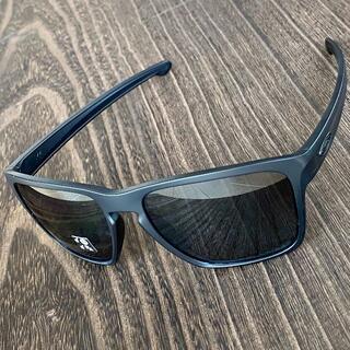 オークリー(Oakley)のサングラス オークリー スリバー XL 偏光 グレー マットブラック(ウエア)