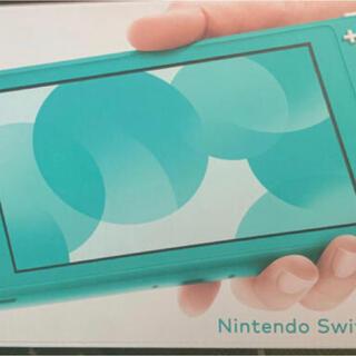 Nintendo Switch - 任天堂スイッチlite本体 ターコイズ