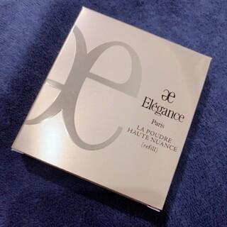 Elégance. - 新品 エレガンス ラ プードル オートニュアンスVⅠフェイスパウダー レフィル