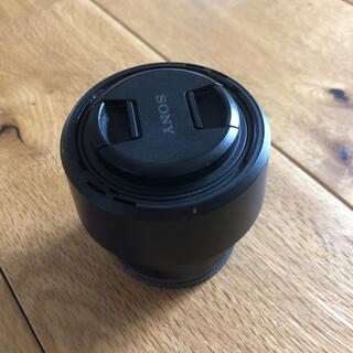 SONY - SONY FE 50mm F1.8 (SEL50F18F) 単焦点 レンズ