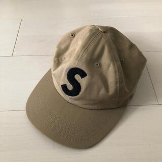 シュプリーム(Supreme)のSupreme Chenille S Logo 6-Panel  Tan Sロゴ(キャップ)