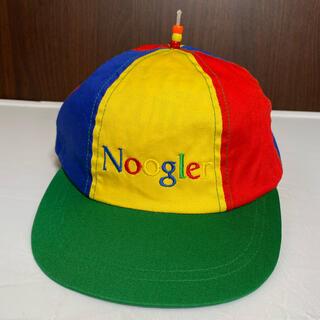 Google - 【非売品】Google Android ヌーグラーハット キャップ