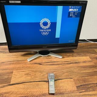 シャープ(SHARP)のSHARP液晶テレビ 32型 (テレビ)