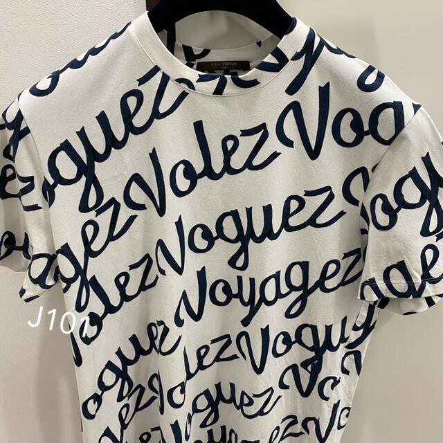 LOUIS VUITTON(ルイヴィトン)のルイヴィトン Tシャツ メンズのトップス(Tシャツ/カットソー(半袖/袖なし))の商品写真