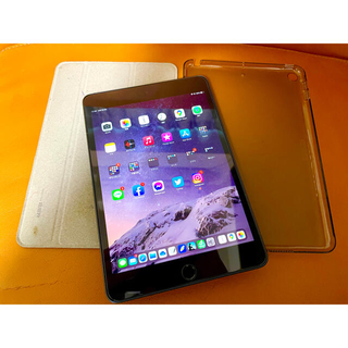 iPad - iPad mini 5 Wi-Fiモデル 256GB ガラスフィルム・ケース付き