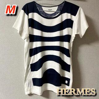 Hermes - ‼️限界価格‼️ HERMES エルメス ボーダー Tシャツ トップス 大人気