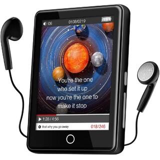 (新品) MP3 オーディオプレーヤー 32GB内蔵 [ChenFec]