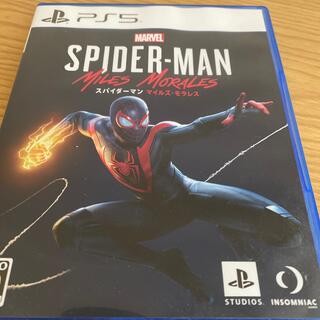 PlayStation - Marvel's Spider-Man: Miles Morales(スパイダー
