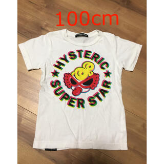 HYSTERIC MINI - ヒステリックミニ 半袖Tシャツ 100cm