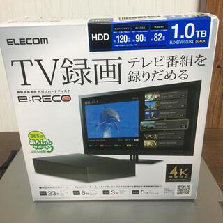 ELECOM - ELECOM ELD-ETV010UBK