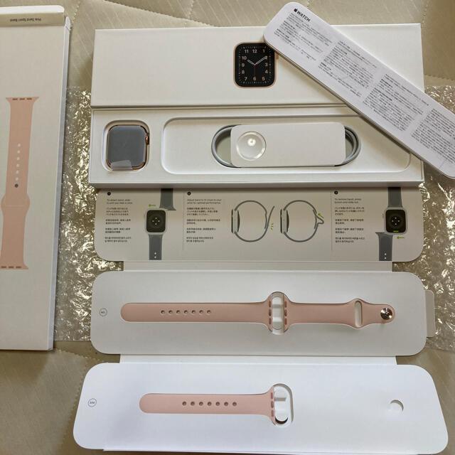 Apple Watch(アップルウォッチ)のpink candy様専用 スマホ/家電/カメラのスマートフォン/携帯電話(その他)の商品写真