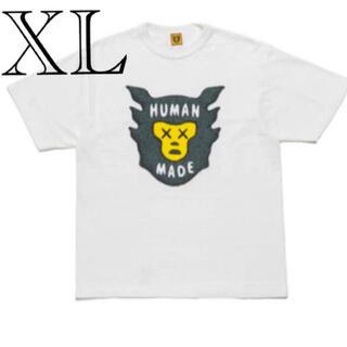 HUMAN MADE KAWS SHIRT ヒューマンメイド カウズ XL