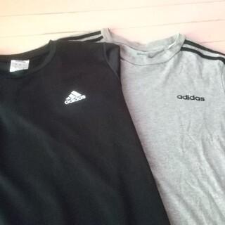 adidas - adidas  Tシャツ160cm 2枚セット