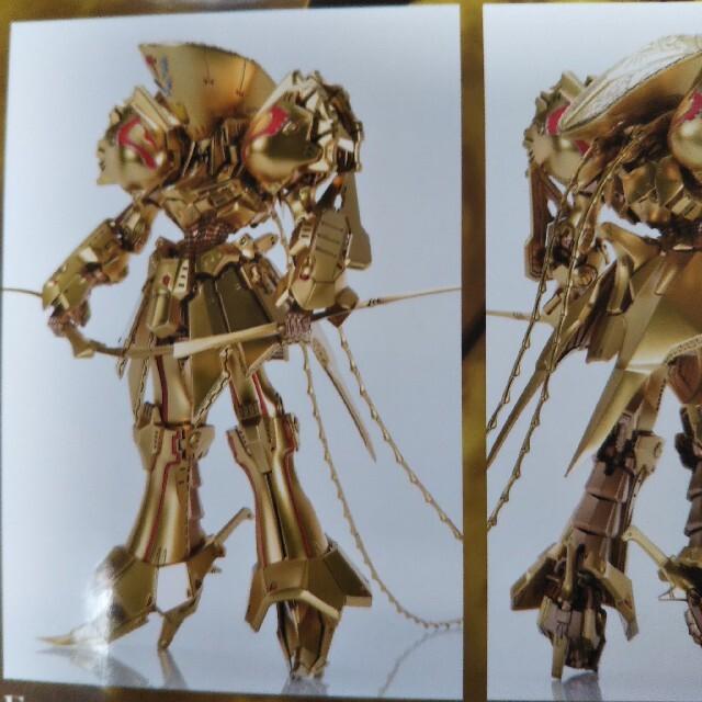 VOLKS(ボークス)のボークス1/100 IMSナイトオブゴールド エンタメ/ホビーのおもちゃ/ぬいぐるみ(模型/プラモデル)の商品写真