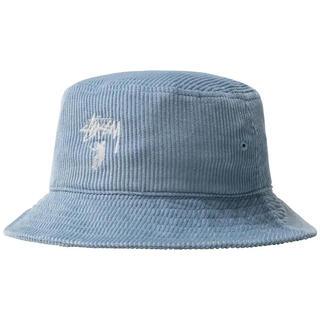 ステューシー(STUSSY)のSTUSSY × UNION CORDUROY BUCKET HAT S/M(ハット)