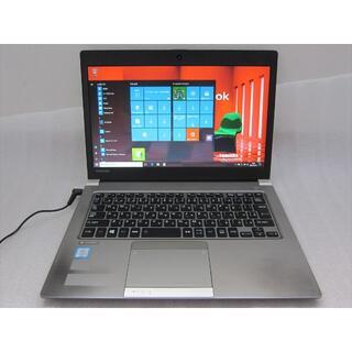 東芝 - 東芝R63B Core i5-6200U/8G/SSD128G/13.3型液晶