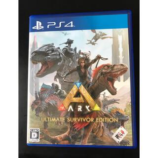 PlayStation4 - ほぼ新品 アーク アルティメット サバイバー エディション